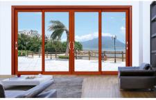 折叠门招商,广东铝合金门窗品牌,爱唯门窗