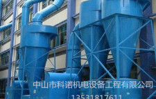 工业除尘设备在当今时代的重要性