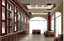 白酒展柜展示架怎样设计效果好?