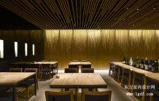 以较低的价格对餐饮进行设计装修改造