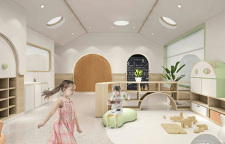 幼儿园户外场地设计,幼儿园VI设计欢迎分享