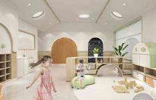 幼儿园标识设计,幼儿园设计装潢