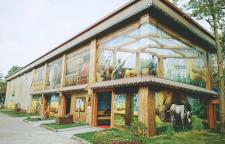 广州家装墙绘-整齐的墙绘设计图会让空间看起来井然有序欢迎点击了解