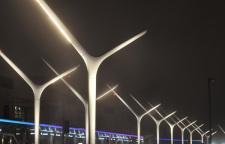 耀龙专业灯杆生产厂家—各类不锈钢铝合金灯杆