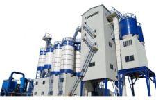 预拌混凝土站中水泥或粉煤灰专用低压螺杆输送空压机