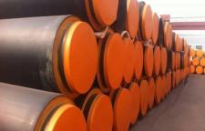 泰安地埋式聚氨酯发泡保温管浩霖厂家生产集中供暖