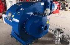 低氮燃烧机采用分级燃烧及浓淡燃烧技术以及低氮燃烧机特点