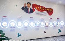 深圳党建展厅设计_党建展厅设计时应该牢牢把握的7个点