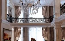 银川大平层装修案例九鼎日盛为你打造更舒适的家
