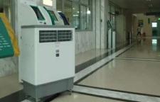 中控室除尘空气净化器自由基可分解几乎所有有机物质