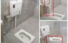 有钱人卫生间都不装蹲便器和马桶,如今流行都装这种,方便实用!