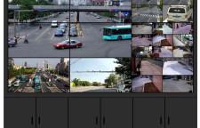 华北工控| 多路全景硬件拼接   高清视频方案打造之路
