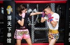 唐山博天下武术运动俱乐部与周老师共同为国家体育培养后备人才