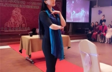 中国东方礼仪研究院鹰潭分院第一期大型公益课圆满落幕