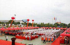 长沙新东方夏季毕业典礼暨校园招聘会举行
