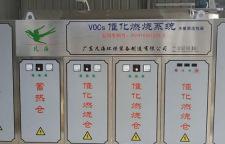VOCs催化燃烧系统,凡海环保为社会创造效益