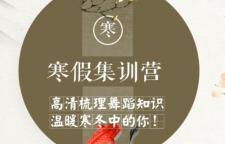 北京敦煌古典舞集训营学校