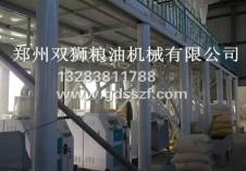 供應鄭州雙獅日處理小麥50噸成套面粉加工設備