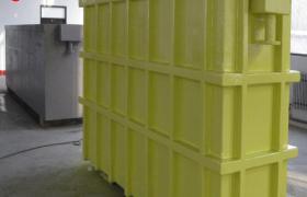 销售玻璃钢水产养殖池化工酸洗槽玻璃钢电镀电解槽