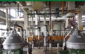 大型植物油精炼设备全套菜籽油精炼机组