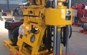 牵引式XY-1A钻机