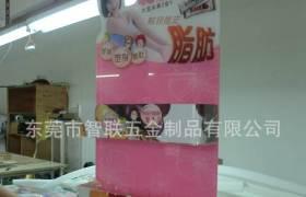 亞克力有機玻璃展示架廣告促銷臺化妝品展示架宣傳展示架