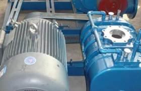春鼎管道风机THS-250低压耐磨低噪音污水处理三叶水冷罗茨鼓风机