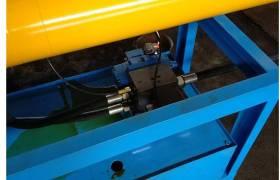 20吨拉花键槽拉床行程一米半
