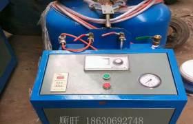 定做聚氨酯发泡设备高压发泡机