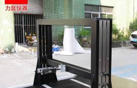 HZ-017A办公椅往复冲击综合试验机家具椅办公椅往复疲劳寿命测试