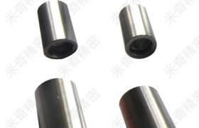 模具标准件导套带肩无油槽类型ga导套
