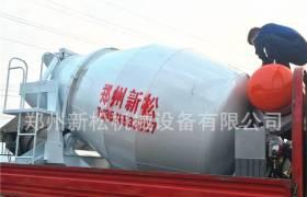 3方4方混凝土運輸儲罐建筑混凝土攪拌運輸罐廠家