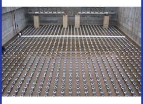 污水處理膜片式微孔曝氣頭_曝氣器曝氣盤_微孔曝橡膠曝氣器批發