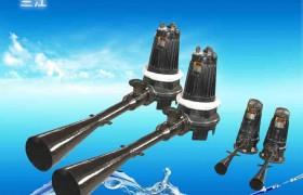 潜水射流式曝气机结构图