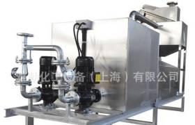 青島油水分離一體技術污水提升設備箱式變頻恒壓供水設備廠家