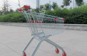 厂家定制超市手推车