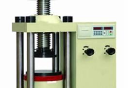 供應石油支撐劑抗壓強度檢測設備30噸石油支撐劑壓力強度試驗機