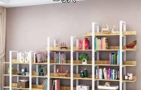 學生收納幼兒園圖收納兒童書報架儲物書架架落地置物架展示架花架