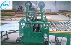 自动割膜式-不锈钢覆膜机生产-厂家直销订做