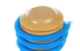 踩踏式充气玩具打气筒家用简易ABS气球充气泵充气工具