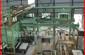 环保造型生产线
