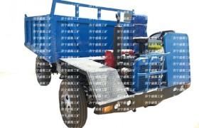 矿用六轮运输车