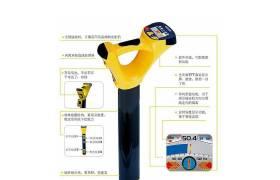 LD6000鷹眼城市綜合管線探測儀管線普查工程