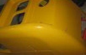 柳工挖掘機發動機護罩