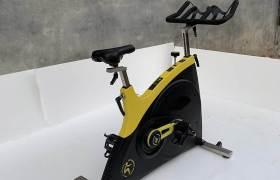 商用健身房专用静音皮带动感单车豪华家用立式健身车运动健身器材
