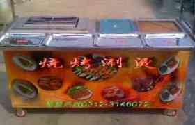 黑龍江燒烤車