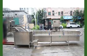肉制品清洗機_排骨清洗機_不銹鋼清洗機-德盈食品機械