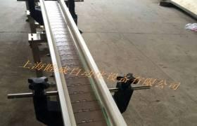 供应全国不锈钢链板输送线包装袋输送线