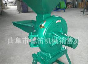 錐形磨磨面機單相電家用面粉加工設備