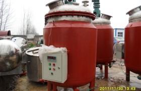 厂家出售二手8平方薄膜蒸发器